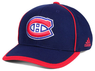 Montreal Canadiens adidas NHL Clipper Adjustable Cap