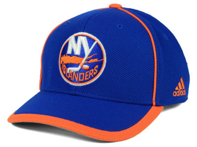 New York Islanders adidas NHL Clipper Adjustable Cap