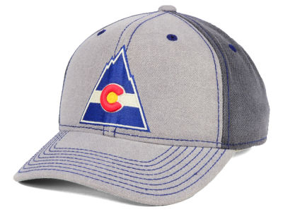 Colorado Rockies adidas NHL Dive Adjustable Cap