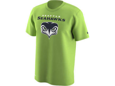 Seattle Seahawks Nike NFL Men's Forward Face Logo T-Shirt