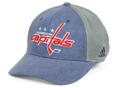 Washington Capitals adidas NHL Geno Flex Cap