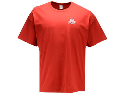 Top of the World 2 for $28  NCAA Men's Identity Logo Left Chest T-Shirt 3X