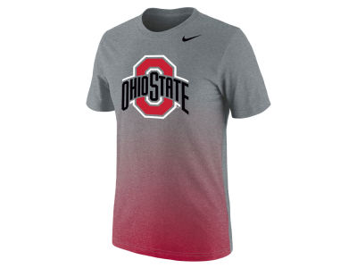 Ohio State Buckeyes Nike NCAA Men's Tri-blend Gradient T-Shirt