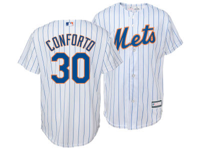 New York Mets Michael Conforto MLB Youth Player Replica Cool Base Jersey