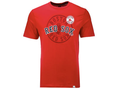 Boston Red Sox Majestic MLB Men's Intense Action T-Shirt