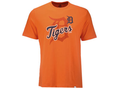 Detroit Tigers Majestic MLB Men's Intense Action T-Shirt
