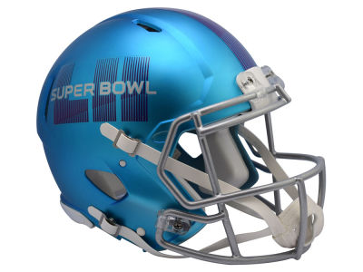 Super Bowl LII Speed Authentic Helmet
