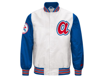 Atlanta Braves MLB Men's The Legend Starter Jacket