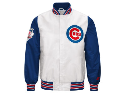 Chicago Cubs G-III Sports MLB Men's The Legend Starter Jacket