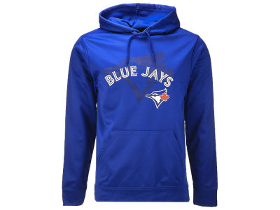 Toronto Blue Jays Majestic MLB Men's Intense Action Hoodie