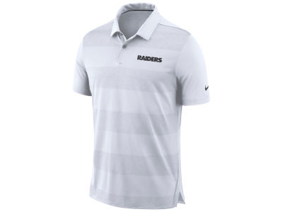 Oakland Raiders Nike 2018 NFL Men's Early Season Polo