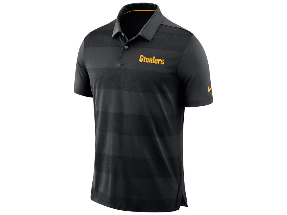 c9781e173 Pittsburgh Steelers Nike 2018 NFL Men s Early Season Polo