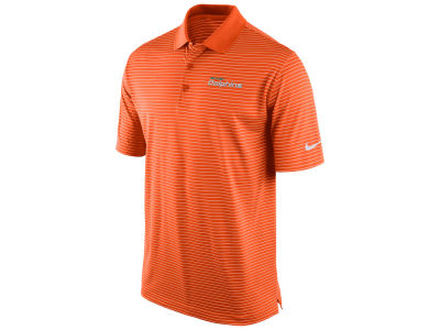Miami Dolphins Nike 2018 NFL Men's Stadium Polo