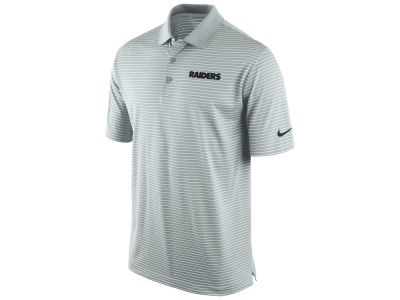 Oakland Raiders Nike 2018 NFL Men's Stadium Polo