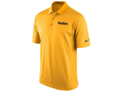 Pittsburgh Steelers Nike 2018 NFL Men's Stadium Polo