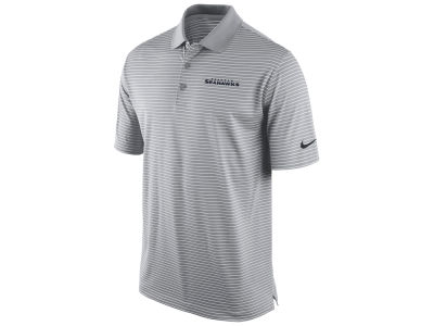 Seattle Seahawks Nike 2018 NFL Men's Stadium Polo