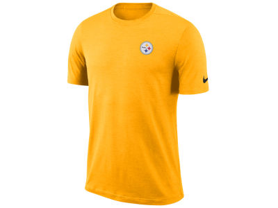Pittsburgh Steelers Nike 2018 NFL Men's Coaches T-shirt