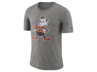 Cleveland Browns Nike NFL Men's Historic Crackle T-Shirt
