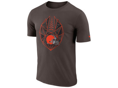 Cleveland Browns Nike 2018 NFL Men's Icon T-Shirt