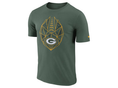 Green Bay Packers Nike 2018 NFL Men's Icon T-Shirt
