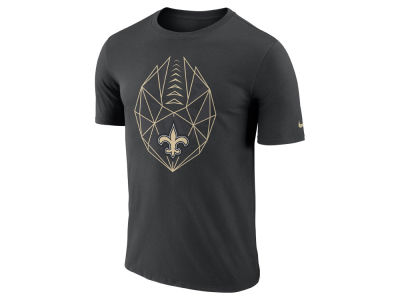 New Orleans Saints Nike 2018 NFL Men's Icon T-Shirt
