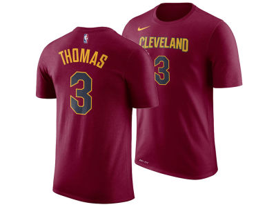 Cleveland Cavaliers Isaiah Thomas Nike NBA Men's Icon Player T-shirt