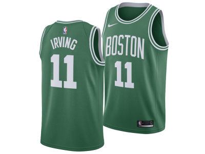 Boston Celtics Kyrie Irving Nike NBA Men s Icon Swingman Jersey ce68bc1c98869