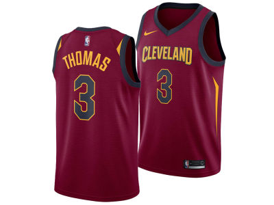 Cleveland Cavaliers Isaiah Thomas Nike NBA Men's Icon Swingman Jersey