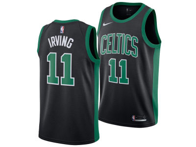 Boston Celtics Kyrie Irving Nike NBA Men's Statement Swingman Jersey