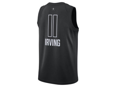 Boston Celtics Kyrie Irving Nike 2018 NBA Men's All-Star Swingman Jersey