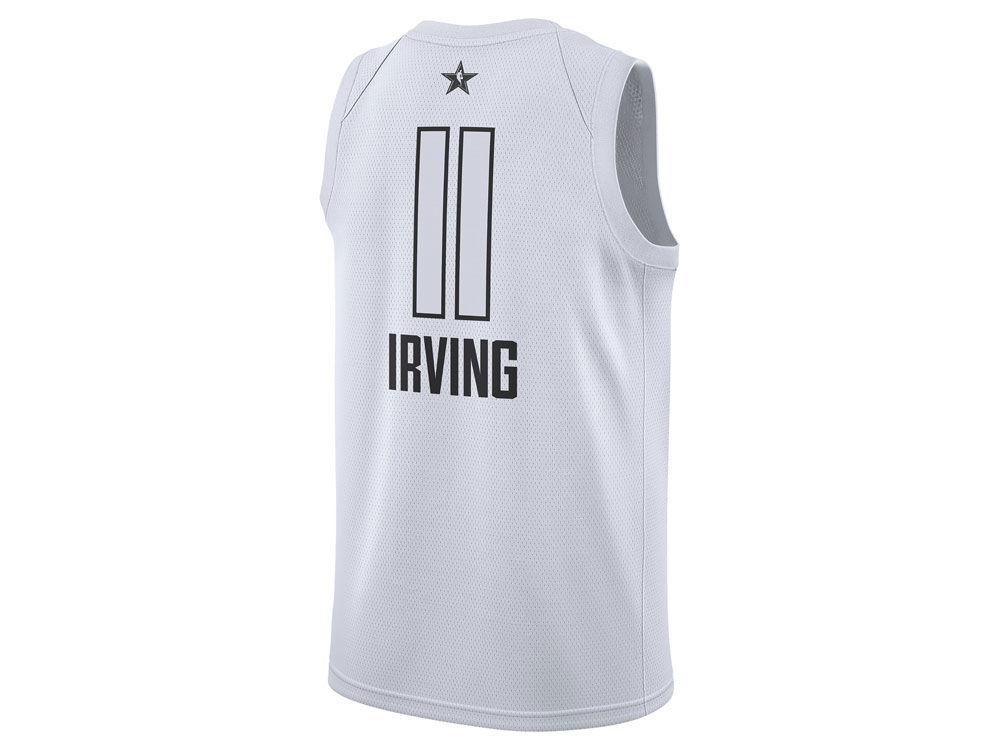 aa86c686a Boston Celtics Kyrie Irving Nike 2018 NBA Men s All-Star Swingman Jersey