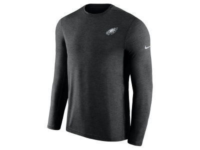 a9c5d3ddf Philadelphia Eagles Nike 2018 NFL Men s Coaches Long Sleeve T-shirt