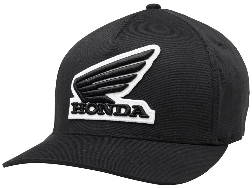 Fox Racing Honda Flex Fit Cap  c927ad2fa1e