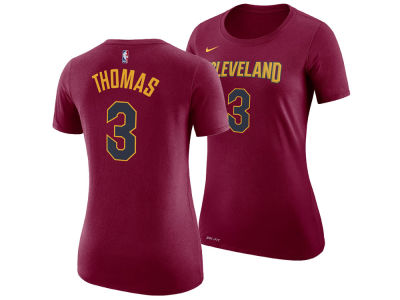 Cleveland Cavaliers Isaiah Thomas Nike NBA Women's Name and Number Player T-Shirt