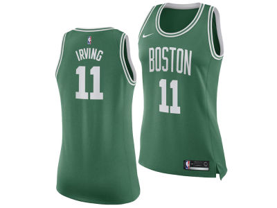 Boston Celtics Kyrie Irving Nike NBA Women's Swingman Jersey