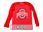 Ohio State Buckeyes NCAA Kids Raglan Long Sleeve T-Shirt T-Shirts