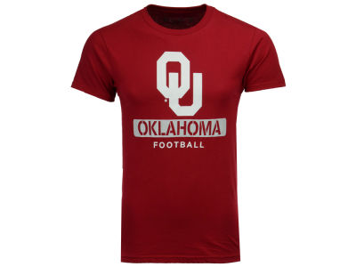 Oklahoma Sooners 2 for $28 NCAA Men's Football Stencil T-Shirt