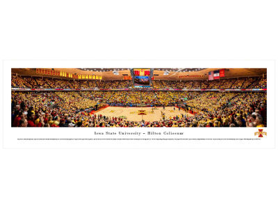 Iowa State Cyclones Panoramic Unframed