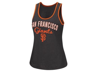 San Francisco Giants G-III Sports MLB Women's Power Punch Glitter Tank