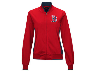 Boston Red Sox G-III Sports MLB Women's Triple Track Jacket