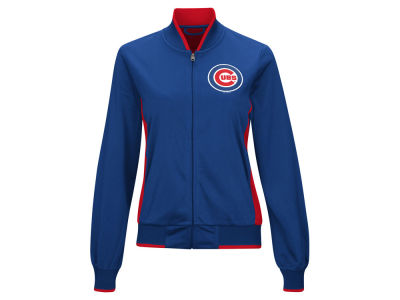 Chicago Cubs MLB Women's Triple Track Jacket