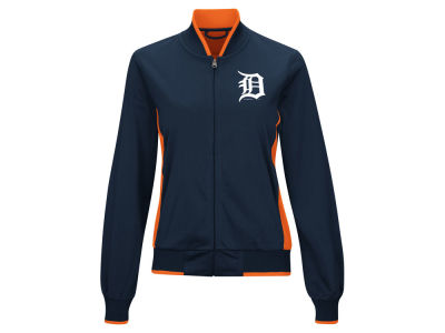 Detroit Tigers MLB Women's Triple Track Jacket