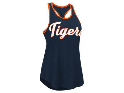 Detroit Tigers G-III Sports MLB Women's Oversize Logo Tank