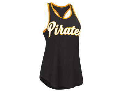 Pittsburgh Pirates G-III Sports MLB Women's Oversize Logo Tank