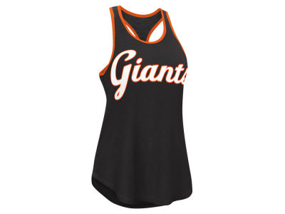 San Francisco Giants G-III Sports MLB Women's Oversize Logo Tank