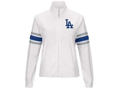 Los Angeles Dodgers MLB Women's Game Score Track Jacket