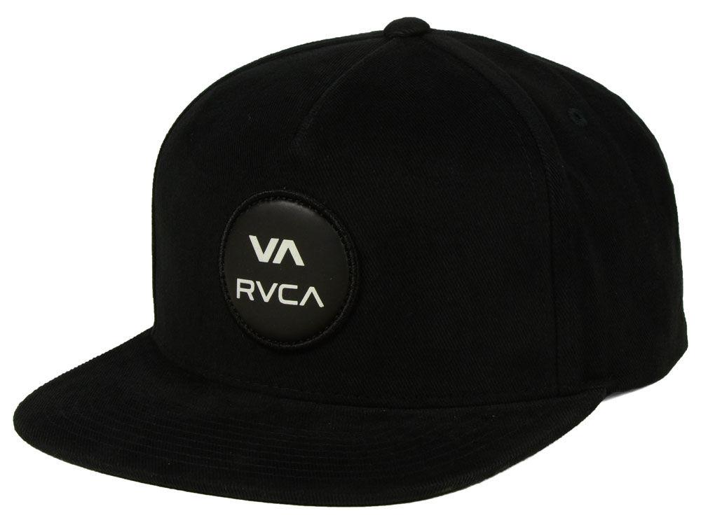 9a40573b15d RVCA Neo Patch Snapback Cap