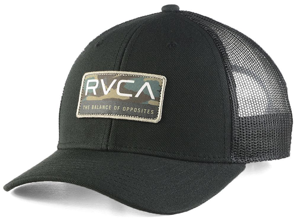 RVCA Reno Trucker Cap  9412fda119