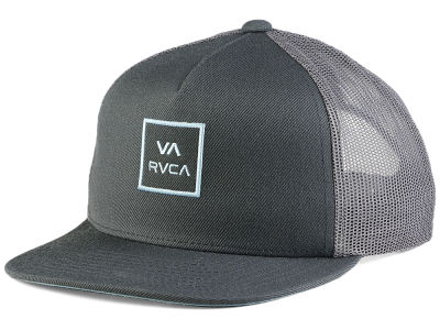 RVCA Youth All The Way Trucker Hat