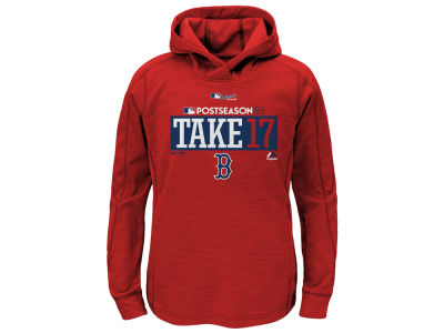 Boston Red Sox Majestic 2017 MLB Youth Postseason Streak Hoodie